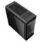 长城 魔镜M-12H电竞游戏机箱加强版黑色(水冷/全侧透/独立电源仓/磁吸防尘)产品图片4