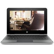 惠普 畅游人Pavilion x360 13-u114TU 13.3英寸超薄360°笔记本(i5-7200U 4G 128GSSD IPS FHD 触控屏)银色