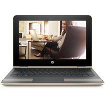 惠普 畅游人Pavilion x360 13-u115TU 13.3英寸超薄360°笔记本(i5-7200U 4G 128GSSD IPS FHD 触控屏)金色产品图片主图