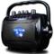 先科 SA-870 便携式户外蓝牙音响广场舞播放器手提移动音箱 黑色产品图片1