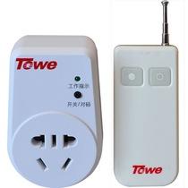 Towe AP-WS101 无线遥控插座 220V单路/10A可穿墙家用智能遥控开关控制器产品图片主图