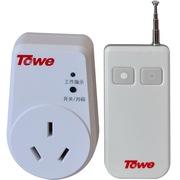 Towe AP-WS161 16A大功率遥控插座 220V单路/智能穿墙无线遥控开关转换器