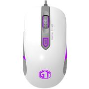 多彩 M619 网咖专用电竞游戏鼠标 灰白色