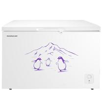 容声 BD/BC-310MS 310升 顶开门转换柜 家用商用小冷柜(珍珠白)产品图片主图