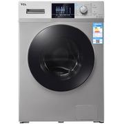 TCL XQGM85-F14303HBDP 8.5公斤 免污洗烘一体变频滚筒洗衣机(皓月银)