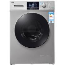 TCL XQGM85-F14303HBDP 8.5公斤 免污洗烘一体变频滚筒洗衣机(皓月银)产品图片主图