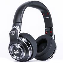 魔声 Element 元素 头戴包耳无线蓝牙耳机耳麦 触控按键  手机耳机 黑岩石产品图片主图