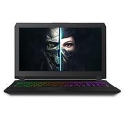 神舟 战神Z8-SP7D1 15.6英寸游戏本笔记本电脑(i7-6700HQ 8G 1T GTX1070 8G独显 1080P)黑色