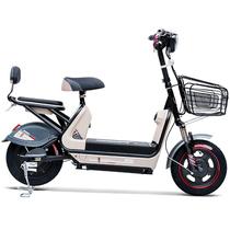 小刀 电动车 TDT-1532Z 新款48V20AH电动自行车 时尚踏板代步车小叮当A卡其色产品图片主图