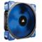 海盗船 ML120 PRO LED 磁悬浮高风压量 机箱风扇 (LED蓝光/12CM)产品图片1