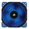 海盗船 ML120 PRO LED 磁悬浮高风压量 机箱风扇 (LED蓝光/12CM)产品图片2