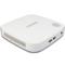 神舟 mini PC2 D1迷你台式主机(英特尔四核J3160 4G 128GB SSD HD核芯显卡 千兆网卡 WIFI无线)白色产品图片2
