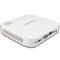 神舟 mini PC2 D1迷你台式主机(英特尔四核J3160 4G 128GB SSD HD核芯显卡 千兆网卡 WIFI无线)白色产品图片3