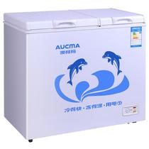 澳柯玛 BCD-211CNE 211升双温双箱冷柜产品图片主图