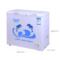 澳柯玛 BCD-211CNE 211升双温双箱冷柜产品图片2