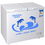 澳柯玛 BCD-166CNE 166升双温冷柜
