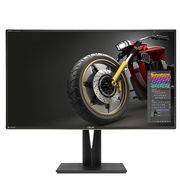 华硕 PA329Q 32英寸4K UHD广色域99.5%Adobe RGB 原生10bit色彩设计专用IPS显示器