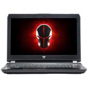 未来人类 T5 1060 67T 15.6英寸游戏本(i7-6820HK 8G 256G固态 GTX1060)黑