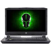 未来人类 X711 1060 67T 17.3英寸游戏本(i7-6700K 8G 250G固态 GTX1060)黑