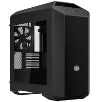 酷冷至尊 MasterCasePro3黑色模组化中塔式机箱(支持M-ATX主板/USB3.0/双14cm风扇/顶部盖板)产品图片主图