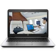 惠普 EliteBook 848 G3 14英寸商务超薄笔记本电脑(i7-6500U 8G 1T FHD Win10)银色