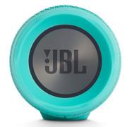 JBL Charge3 音乐冲击波3 蓝牙小音箱 音响 低音炮 移动充电 防水设计 支持多台串联 便携迷你音响 荧光绿