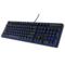 赛睿 Apex M400 蓝色版 游戏机械键盘 黑色产品图片2