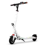酷车e族 电动滑板车 可折叠成人便携式代步自行车 奥运纪念款