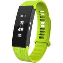 hicling cling智能手环 运动心率 专业计步 触控屏幕 来电显示 微信互联 多项运动模式 SOS求救 紫外线监测 春天新绿产品图片主图