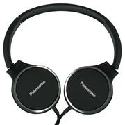 松下 RP-HF300 黑色 立体声轻便休闲耳机