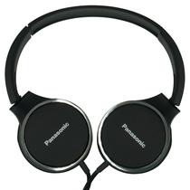 松下 RP-HF300 黑色 立体声轻便休闲耳机产品图片主图