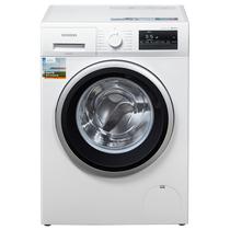 西门子  WM12P2R08W 8公斤 变频 滚筒洗衣机 静音 除菌 LED触摸键 加速洗 节能洗(白色)产品图片主图