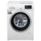 西门子  WM12P2R08W 8公斤 变频 滚筒洗衣机 静音 除菌 LED触摸键 加速洗 节能洗(白色)产品图片1