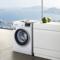 西门子  WM12P2R08W 8公斤 变频 滚筒洗衣机 静音 除菌 LED触摸键 加速洗 节能洗(白色)产品图片3
