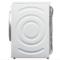 西门子  WM12P2R08W 8公斤 变频 滚筒洗衣机 静音 除菌 LED触摸键 加速洗 节能洗(白色)产品图片4