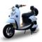 欧峰 代步车加长版男士女士72v小龟王电动车踏板车小型电瓶车自行车60v 迷彩色 套餐二 小龟王60V20A超威电池+礼包产品图片3