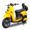 欧峰 代步车加长版男士女士72v小龟王电动车踏板车小型电瓶车自行车60v 迷彩色 套餐二 小龟王60V20A超威电池+礼包产品图片4