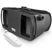 乐帆 LMJ3魔镜3代 虚拟现实VR沉浸式3D眼镜 智能头戴3D游戏头盔 苹果手柄遥控器 苹果IOS版