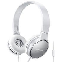 松下 RP-HF300M 白色 头戴式带麦一键线控 轻便立体声耳机 音效清晰非凡产品图片主图
