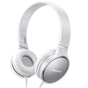 松下 RP-HF300 白色 立体声轻便休闲耳机 音效清晰非凡