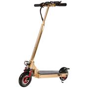哥得圣 锂电池代驾电动滑板车成人迷你可折叠式电动车两轮代步自行车 续航40公里36V12.5AH付款留言颜色