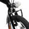 永久 电动自行车 36V 锂电池 12吋 迷你电动车 折叠锂电动车 超轻mini 黑绿色 12吋产品图片4