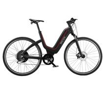 BESV 智慧动能自行车JS1 黑色产品图片主图