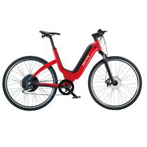 BESV 智慧动能自行车JS1 红色产品图片主图