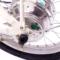 永久 折叠电动车 mini电动车 锂电电动自行车 16寸36V隐藏可锁锂电池 亮橙产品图片4