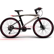 乐视 乐视超级智能自行车 西夫拉克碳纤维 东丽T700 飞鸽智能自行车 30速公路车乐视体育出品 金色 乐视超级自行车产品图片主图