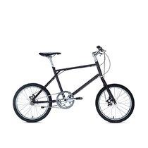 700Bike 后街MINI 个性变速小轮城市公路自行车小巧轻便 五色可选 黑色 内三速版产品图片主图