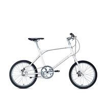 700Bike 后街MINI 个性变速小轮城市公路自行车小巧轻便 五色可选 白色 内三速版产品图片主图