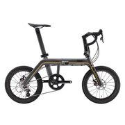 700Bike 预售 30天发货 新一代城市折叠车银河GalaxyPro 铝碳变速智能自行车 蛇信红