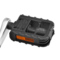 喜德盛 折叠迷你电动车 mini denpo 超轻 电动自行车 锂电池 电动车 36V迷你3 白色 12寸产品图片4